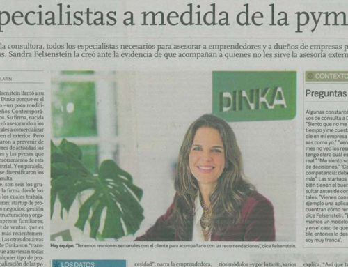 Clarín newspaper – Tailor-made SME specialists