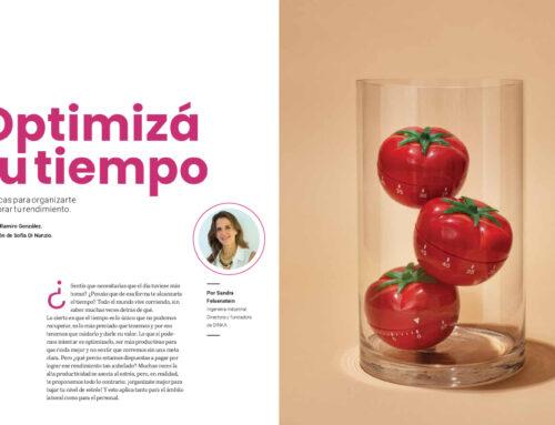 Revista OHLALÁ! – Optimizá tu tiempo: técnicas para organizarte y mejorar tu rendimiento